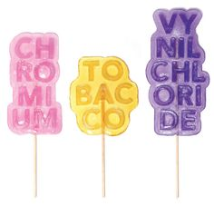 food for thoughts lollipops