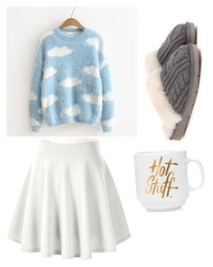"""Untitled #354"" by livgirl-10 ❤ liked on Polyvore featuring UGG"