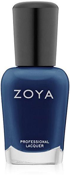 Zoya Nail Polish, Sailor via @AOL_Lifestyle Read more: http://www.aol.com/article/lifestyle/2016/10/04/five-cool-ways-to-fall-ify-your-nails/21491544/?a_dgi=aolshare_pinterest#fullscreen