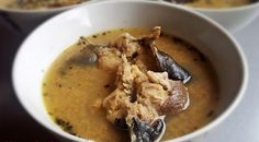 pepper soup dish