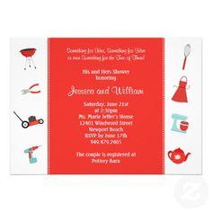 3e8ba22aa584 Couples Wedding Shower Invitation Couples Shower Invitations