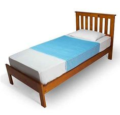 Waterproof bedding will hold up to 67 ounces of liquid so you don't have to worry about ruining the mattress.