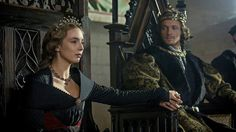 The White Princess Starz: Queen Elizabeth and King Henry VII of England