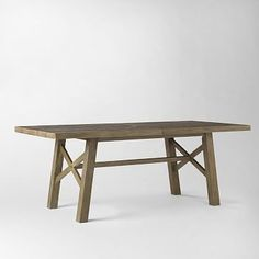 "Jardine Dining Table (for outdoors, but could be used inside) Overall product dimensions: 66""w x 39""d x 30.5""h  $594 + ship."