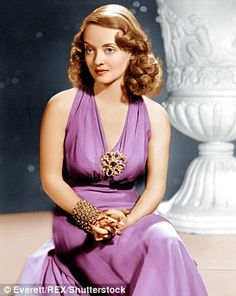 How infatuated Joan Crawford tried to seduce rival Bette Davis #dailymail