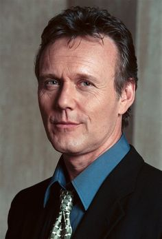 "Anthony Head as Rupert Giles from Joss Whedon's ""Buffy the Vampire Slayer"""