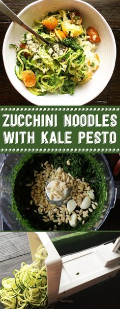 These Easy Zucchini Noodles Are So Delicious