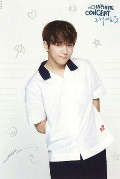 #L #Myungsoo That Summer 3 Concert