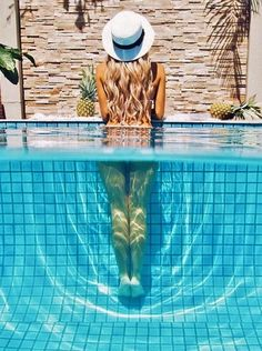 Pool Day #bikinidotcom | BIKINI.COM