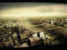 Venice Biennale: Cities by Numbers Costa, Venice Biennale, Perspective, Italian Artist, Urban Landscape, Futuristic, Paris Skyline, Facade, Architecture