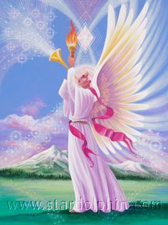 In Abrahamic religions, Gabriel is an angel who typically serves as a messenger sent from God to certain people.