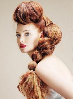 Large image of long brown straight hairstyles provided by Bang. Love Hair, Big Hair, Hair Rainbow, Dreads, Brown Straight Hair, 3 4 Face, High Fashion Hair, Editorial Hair, Natural Hair Styles