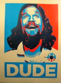 Dude! The Big Lebowski. One of my faves. #funny