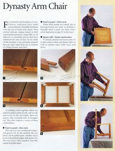 Ming Dynasty Arm Chair Plans - Furniture Plans and Projects - Woodwork, Woodworking, Woodworking Plans, Woodworking Projects Woodworking Plans, Woodworking Projects, Furniture Plans, Picasso, Armchair, How To Plan, Storage, Diy, Home Decor