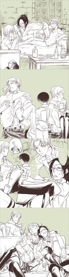 Shingeki no Kyojin - Comic