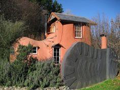 'Casa-bota' | Tasman, Nova Zelândia - 3 (© Divulgação Airbnb)
