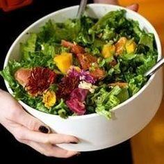 Mango, Orange, Grapefruit, Avocado, and Pistachio Salad Allrecipes.com