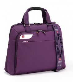 i stay Ladies 15 6 16 inch Laptop Bag with Non slip Shoulder Strap Purple Nylons, Best Laptop Cases, Laptop Bag For Women, Laptop Bags, Laptop Backpack, Briefcase Women, Best Laptops, Purple Bags, You Bag