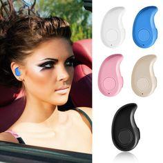 Mini Wireless Bluetooth 4.0 Stereo In-Ear Headset Earphone Earpiece Universal A57