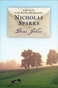 hands down my favorite Nicholas Sparks book, read it in a day