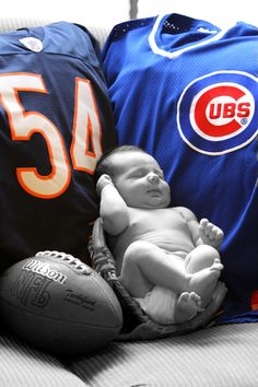 New Chicago sports fan.going to have to do a Bears jersey for mommy and a Pats jersey for daddy Newborn Baby Photos, Baby Boy Photos, Newborn Shoot, Newborn Pictures, Maternity Pictures, Baby Boy Newborn, Baby Pictures, Baby Boy Photography, Cute Photography