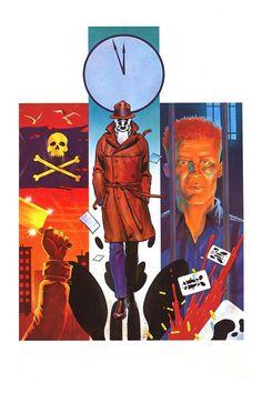 Rorschach - Dave Gibbons