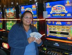 Margaret WON $540! Whoo! #EmeraldIslandCasino #WinningSmile #Gaming