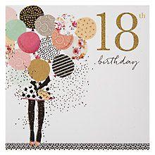 Printable Happy Birthday Card Download Birthday Card Download Floral Birthday Greeting Card In 2021 18th Birthday Cards Girl Birthday Cards Happy Birthday Cards Printable