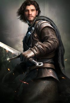 john snow, Ho-young Kim on ArtStation at https://www.artstation.com/artwork/john-snow-51a0f4fb-8764-48ac-ad8d-023c841fc3a2
