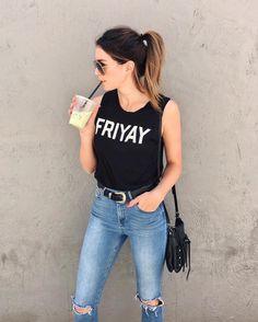 Friday. No, Fri-YAY!
