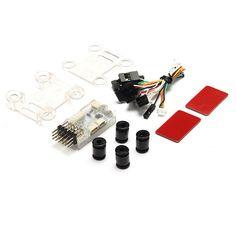 Kingkong Micro Naze32 6DOF Mini Flight Controller FC 37.5X20 w/ Anti-vibration Damper