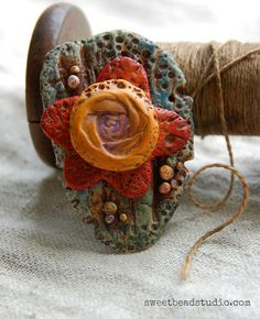 oil painted polymer (Cindy Wimmer)