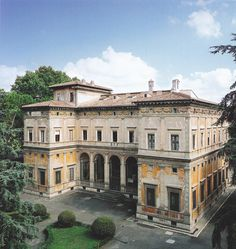 villa farnesina - Google Search