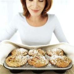 Basic muffin recipe: gluten free, dairy free