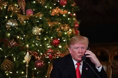 Analysis | When Trump forbade a Christmas tree — and other forgotten stories from the 'war on Christmas'