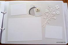 Hochzeitsalbum-Wedding-Album- Hochzeit-weiß-edel-Gestaltung-Einzelseiten-S19