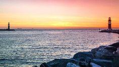 #Warnemünde  #ttot #Urlaubsheld #photooftheday #love #mecklenburgvorpommern #fun #spaziergang #vitaminsea #sunset #sonnenuntergang #spaß #instagood http://ift.tt/1UksNs6