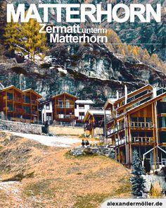 Matterhorn in Zermatt Zermatt, November, Snow, Outdoor, Europe, Switzerland Destinations, Ski Resorts, Hiking Trails, Mountains