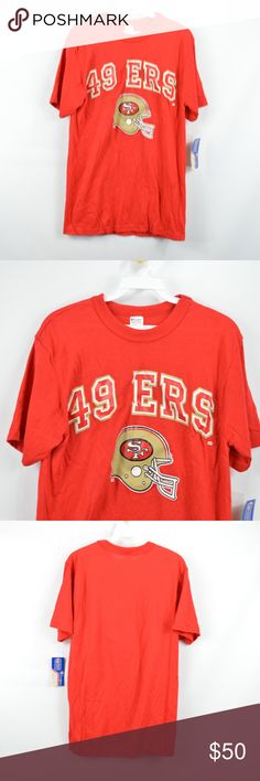 d14575d8a6a64f Vintage CHAMPION New San Francisco 49ers T Shirt Vintage Champion San  Francisco 49ers T Shirt T