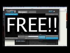 ▶ Tip #171 GoPro - Free GoPro editing software for you! - YouTube