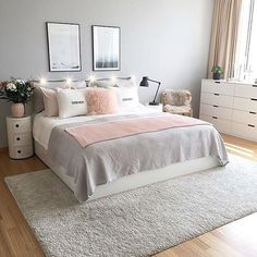 dream rooms for girls teenagers & dream rooms ; dream rooms for adults ; dream rooms for women ; dream rooms for couples ; dream rooms for adults bedrooms ; dream rooms for girls teenagers Dream Rooms, Dream Bedroom, Home Decor Bedroom, Diy Bedroom, Bedroom Modern, Bedroom Ideas Grey, Bedroom Themes, Room Decor Bedroom Rose Gold, Bedroom Sets