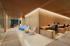 Design de ambiente e mobiliário de escritórios - Arcoweb
