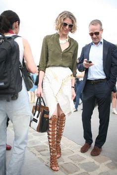 Afuera Christian Dior Fall 2013 Couture
