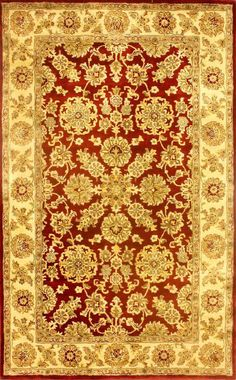 $5 Off when you share! Royal Persian Red Rug | Traditional Rugs #RugsUSA