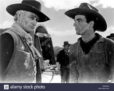 Red River (1948) John Wayne, Montgomery Clift Rrv 010p Stock Photo, Royalty Free Image: 29198438 - Alamy