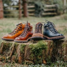 Stay stylish this winter. Read our journal post on 9 ways to wear winter boots for men. Ankle Boots Men, Leather Ankle Boots, Military Fashion, Mens Fashion, Commute To Work, Mens Winter Boots, Fitted Suit, Goodyear Welt, Fashion Advice
