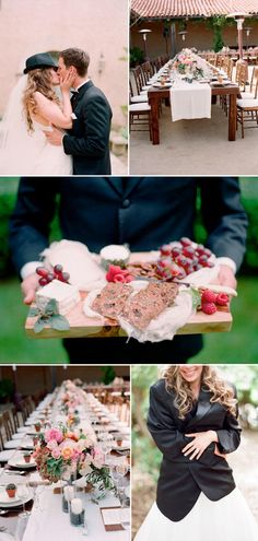 Santa Barbara Wedding by Elizabeth Messina + Duet Weddings, III | The Wedding Story