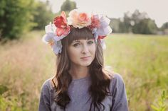 Flower crown. | Maddinka