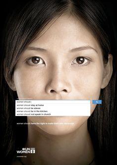✖✖✖ ONU Women campaign ✖✖✖