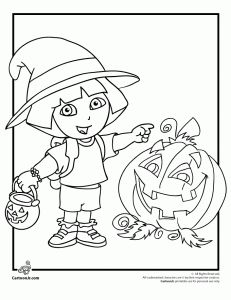 free haunted house coloring page  Halloween  Pinterest  House